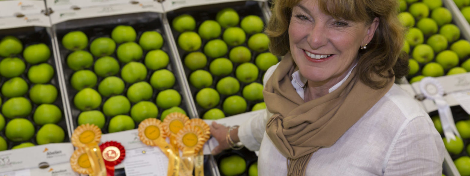 Welcome to the 2016 National Fruit Show