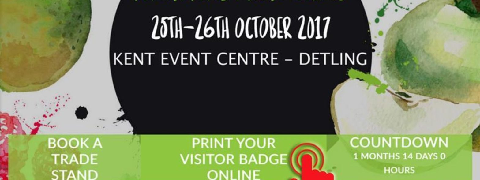 Your online fast track to the National Fruit Show!
