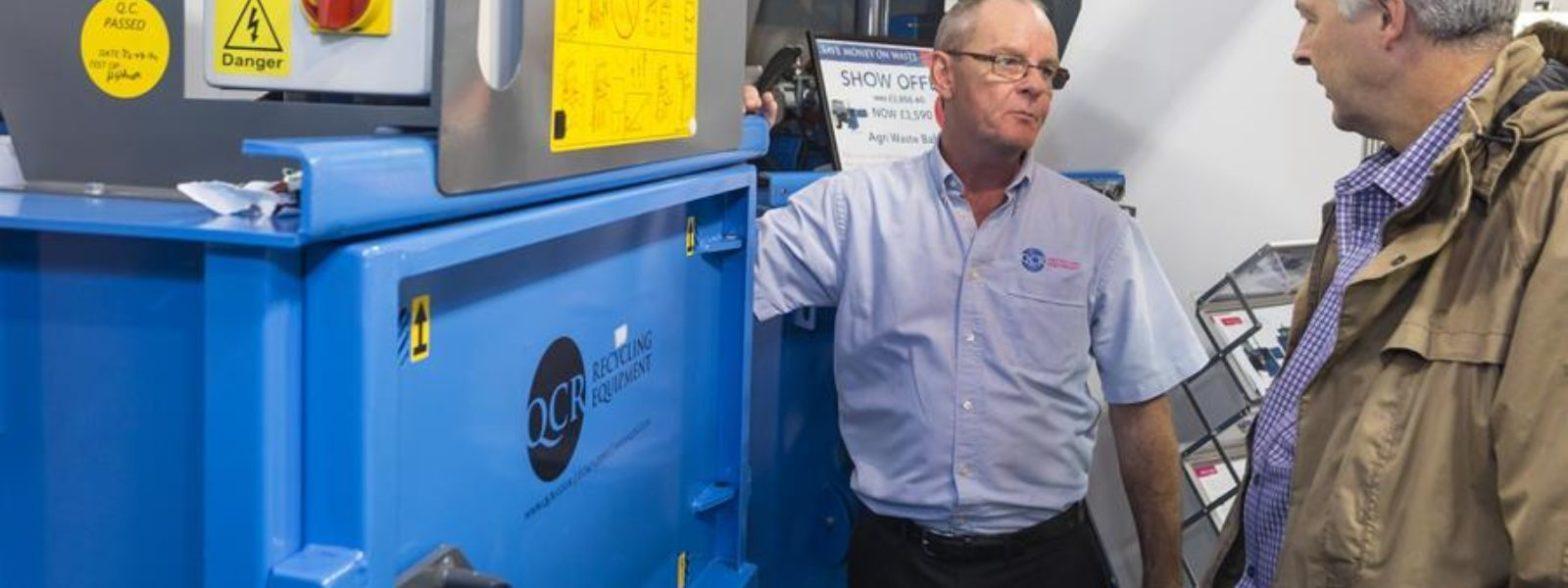 Meet QCR Recycling Equipment