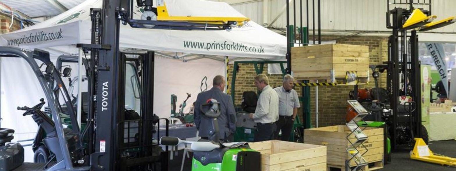 Prins Forklifts UK Ltd