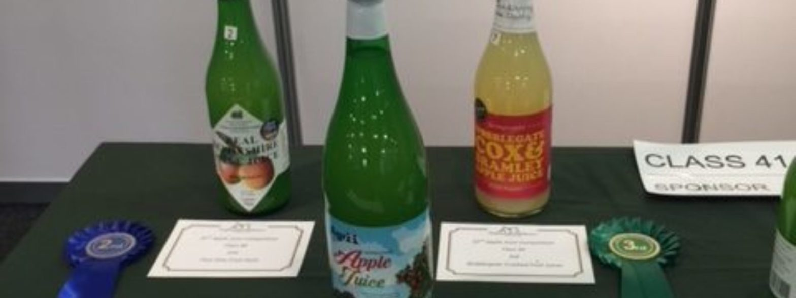 Apple Juice Competition