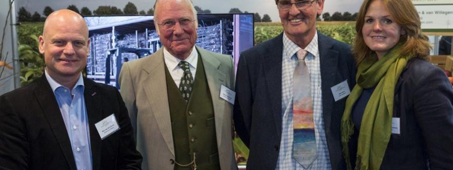 Botden & van Willegen and Frank P Matthews – Stand K33