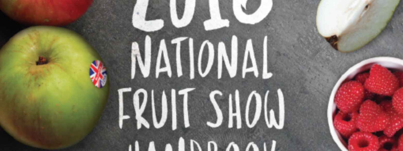 Free Entry to the 2016 National Fruit Show
