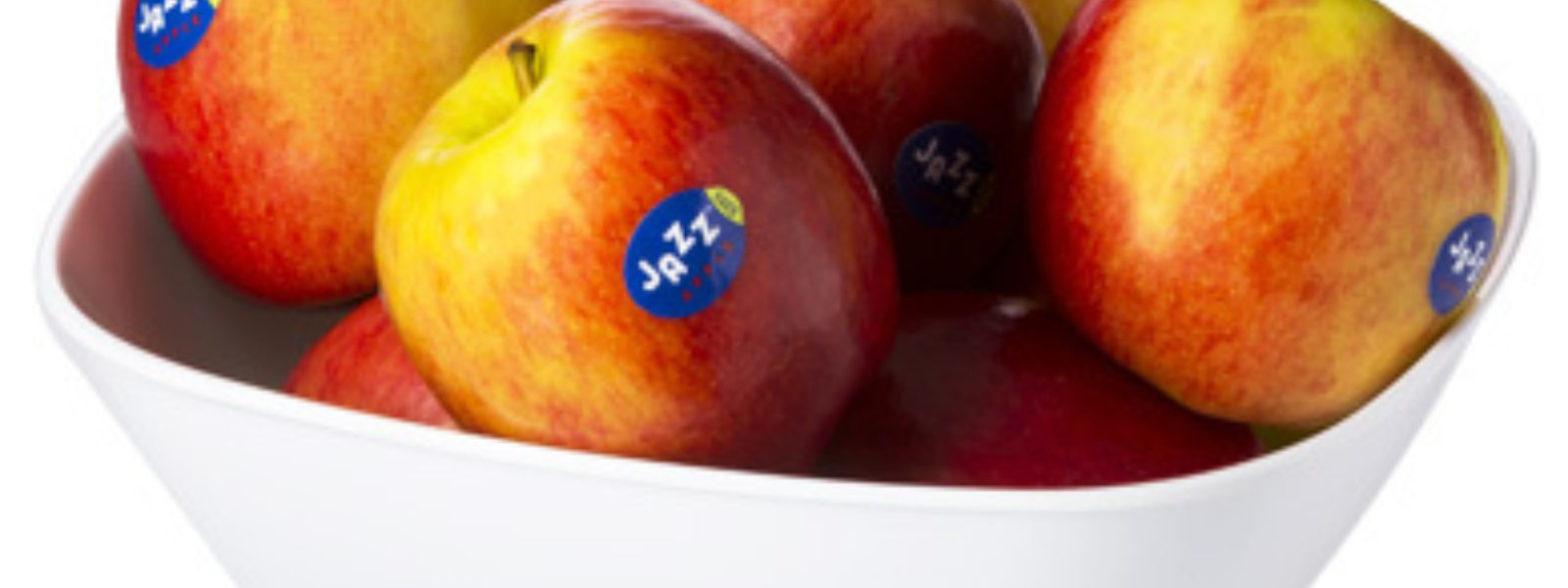 The Tastiest Apple is…. Jazz