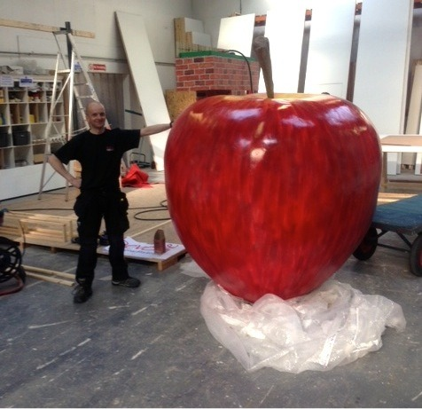 The Story Behind Our Mighty Apple