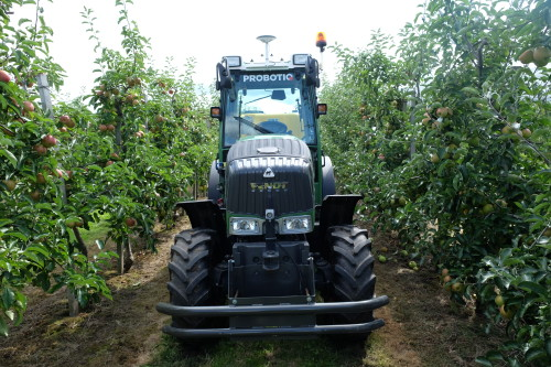Whatever next? A Driverless Tractor